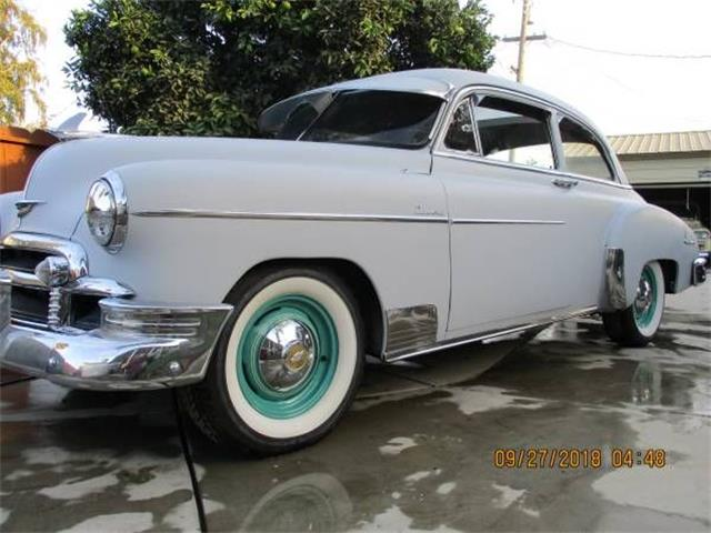 1950 Chevrolet Sedan (CC-1156519) for sale in Cadillac, Michigan