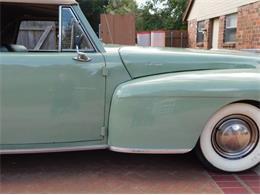 1947 Lincoln Continental (CC-1156522) for sale in Cadillac, Michigan