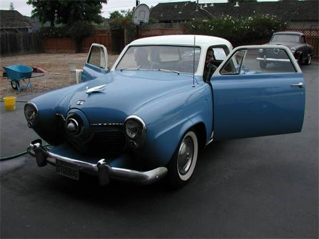 1951 Studebaker Starlight (CC-1156527) for sale in Cadillac, Michigan
