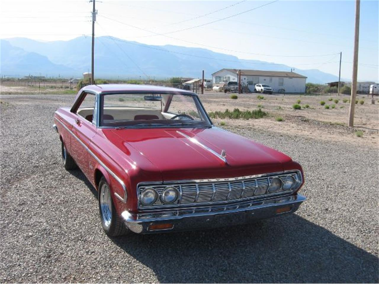 1964 Plymouth Belvedere (CC-1156536) for sale in Cadillac, Michigan