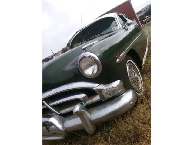 1952 Hudson Hornet (CC-1156538) for sale in Cadillac, Michigan