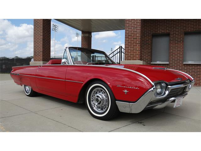 1962 Ford Thunderbird (CC-1150654) for sale in Davenport, Iowa