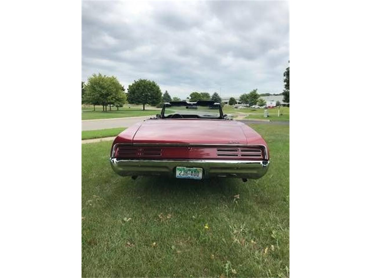 1967 Pontiac LeMans (CC-1156569) for sale in Cadillac, Michigan