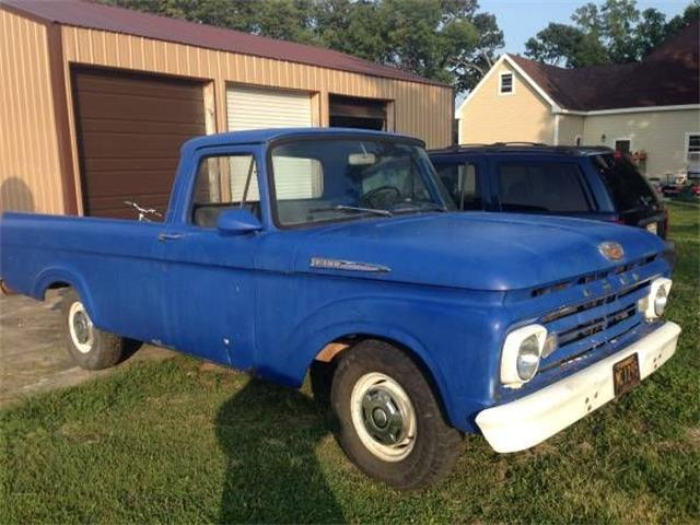 1962 Ford F100 (CC-1156601) for sale in Cadillac, Michigan