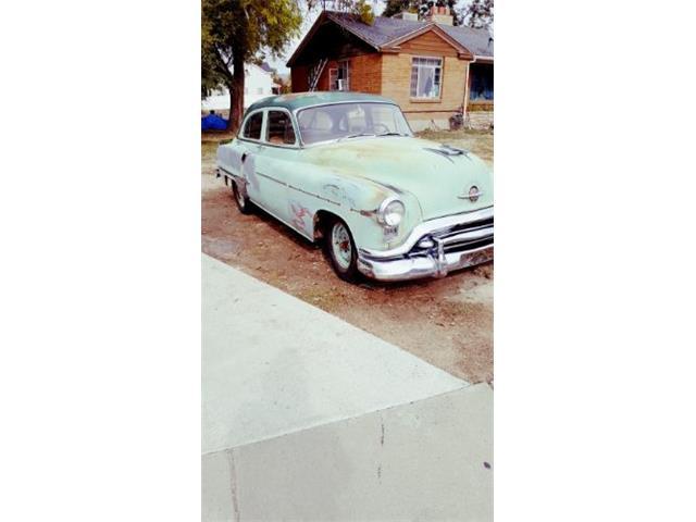 1951 Oldsmobile Super 88