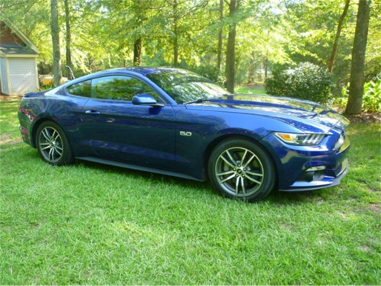 2016 Ford Mustang (CC-1156645) for sale in Cadillac, Michigan