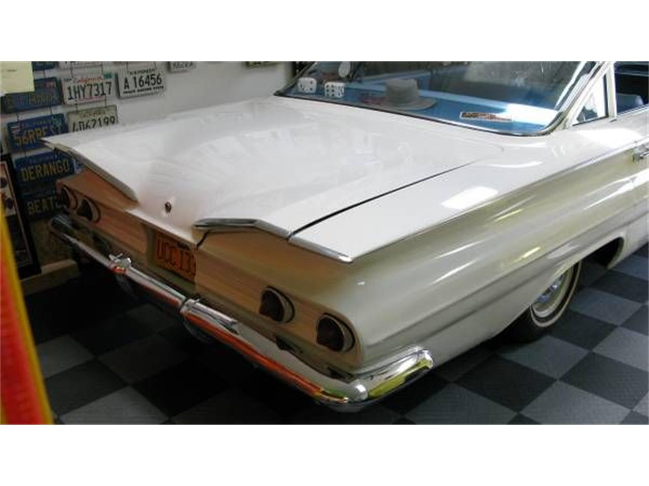 1960 Chevrolet Biscayne (CC-1156654) for sale in Cadillac, Michigan