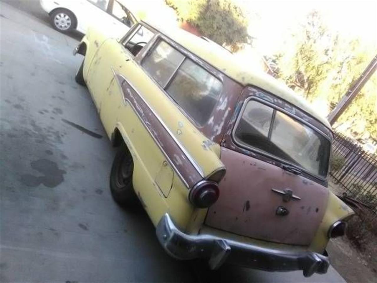 1956 Ford Ranch Wagon (CC-1156657) for sale in Cadillac, Michigan