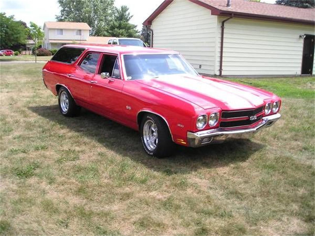 1971 Chevrolet Chevelle (CC-1156684) for sale in Cadillac, Michigan