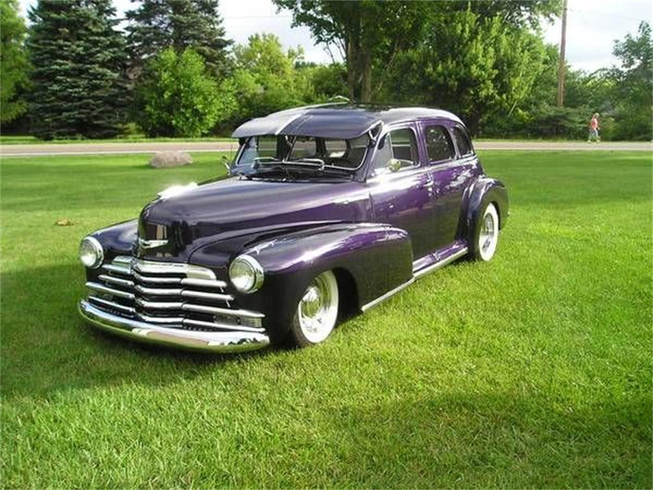 1948 Chevrolet Fleetline (CC-1156685) for sale in Cadillac, Michigan