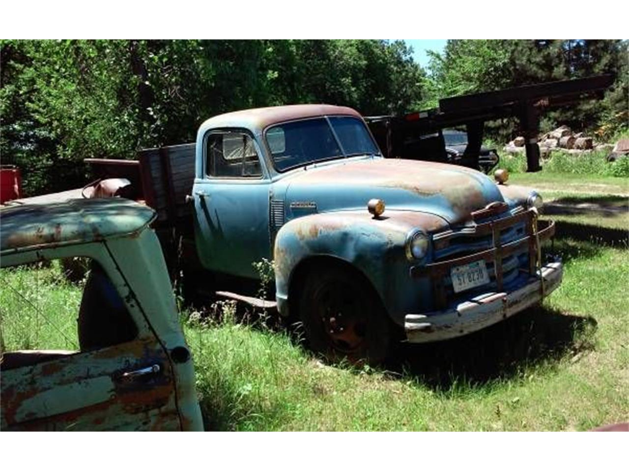 1951 Chevrolet Pickup (CC-1156716) for sale in Cadillac, Michigan