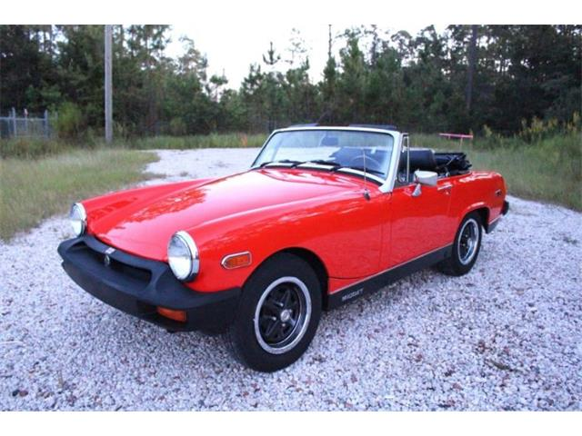 1979 MG Midget (CC-1156722) for sale in Cadillac, Michigan