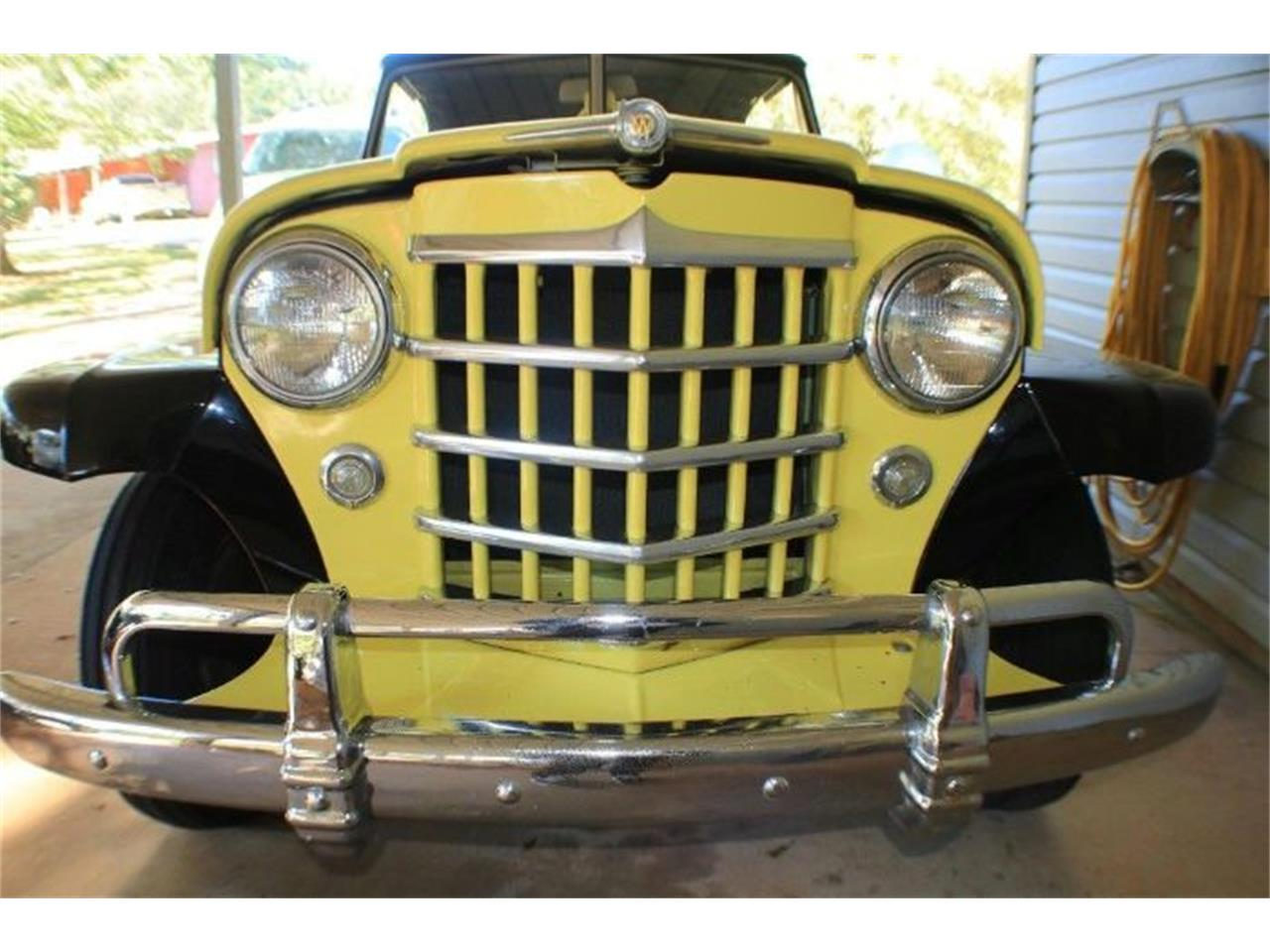 1950 Willys-Overland Jeepster (CC-1156736) for sale in Cadillac, Michigan