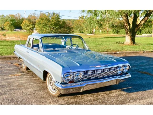 1963 Chevrolet Bel Air (CC-1156747) for sale in Dayton, Ohio