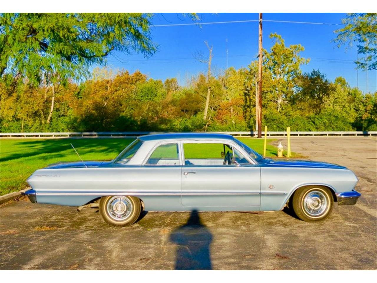 1963 Chevrolet Bel Air (CC-1156747) for sale in Dayton, Ohio