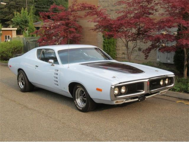 1972 Dodge Charger (CC-1156769) for sale in Cadillac, Michigan