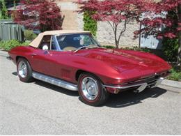 1967 Chevrolet Corvette (CC-1156775) for sale in Cadillac, Michigan