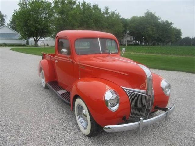 1941 Ford Pickup (CC-1156796) for sale in Cadillac, Michigan