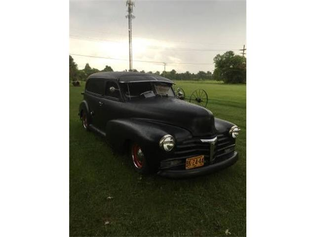 1947 Chevrolet Sedan Delivery (CC-1156803) for sale in Cadillac, Michigan