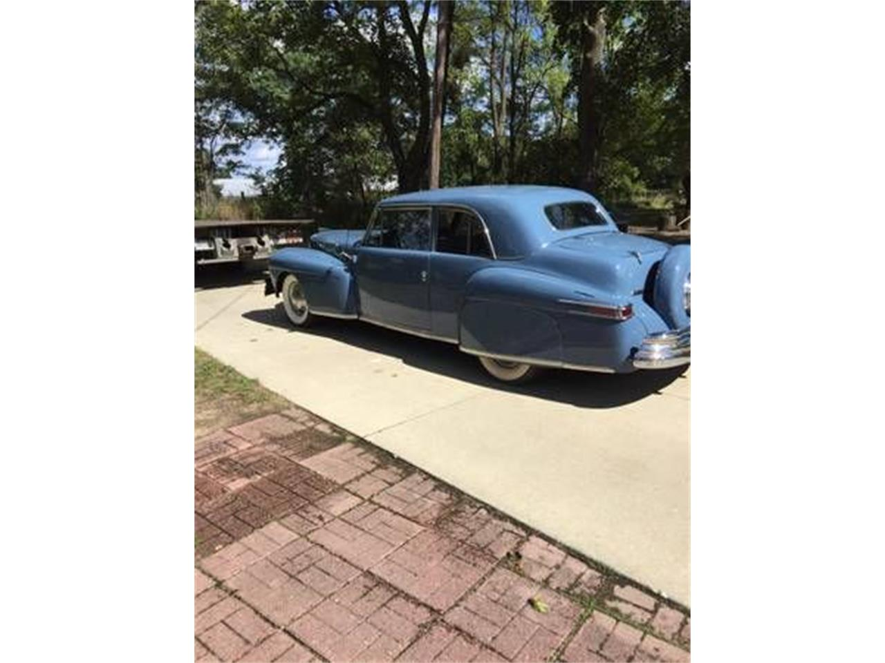 1947 Lincoln Continental (CC-1156806) for sale in Cadillac, Michigan
