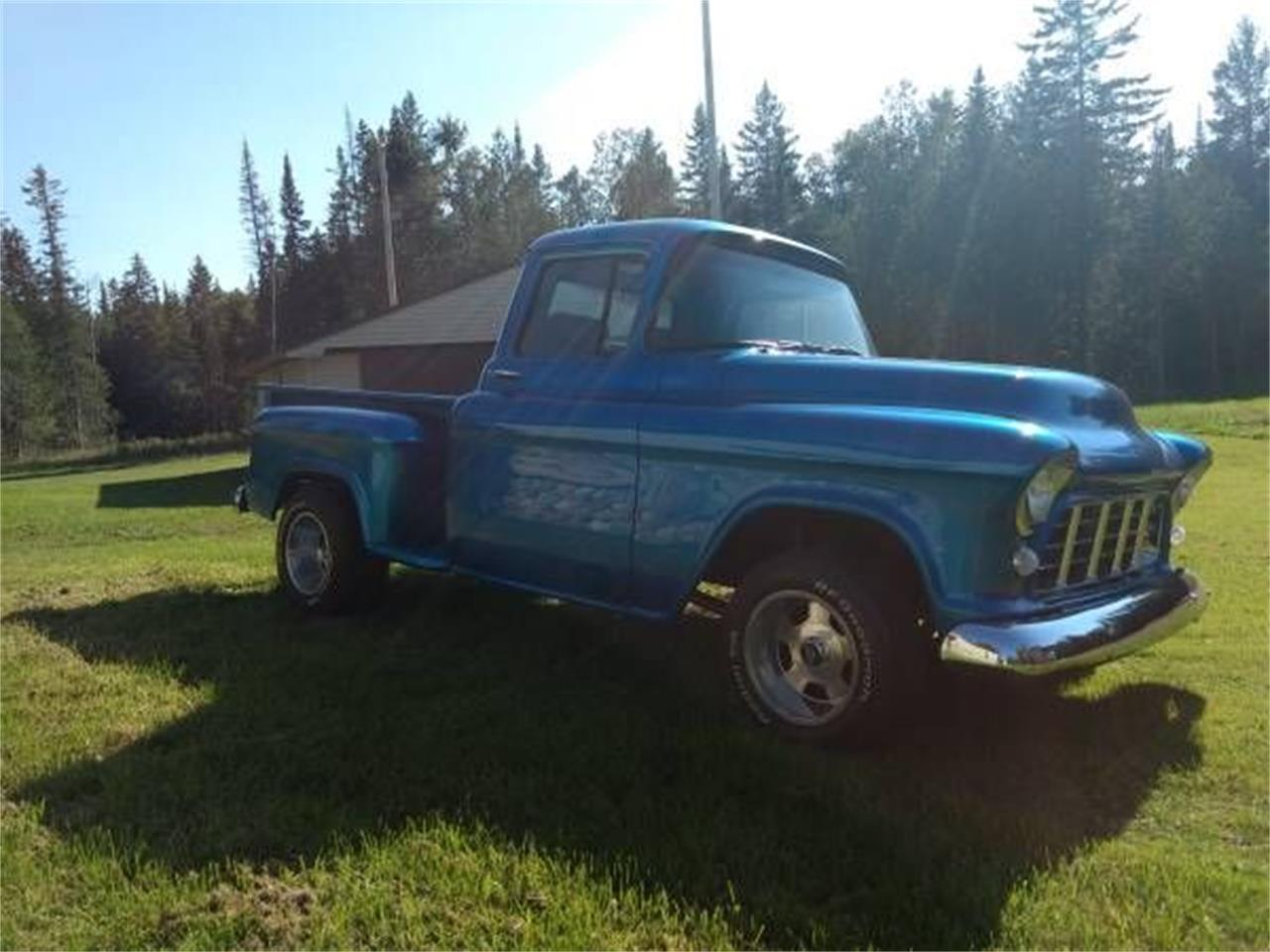 1955 Chevrolet 3100 (CC-1156823) for sale in Cadillac, Michigan