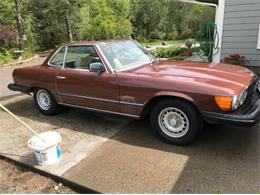 1978 Mercedes-Benz 450SL (CC-1156834) for sale in Cadillac, Michigan