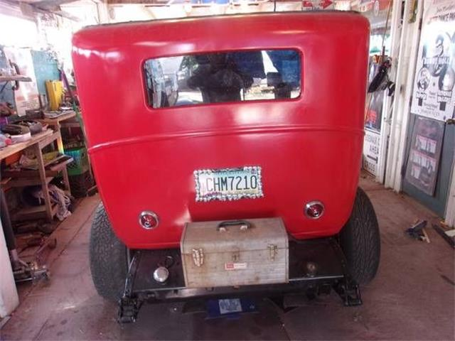 1930 Plymouth Sedan