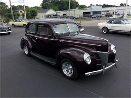 1940 Ford 2-Dr Coupe (CC-1156931) for sale in Greenville, North Carolina