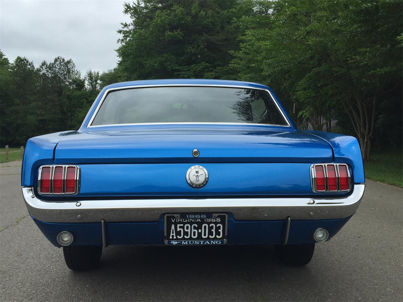 1966 Ford Mustang (CC-1156972) for sale in Springfield, Virginia