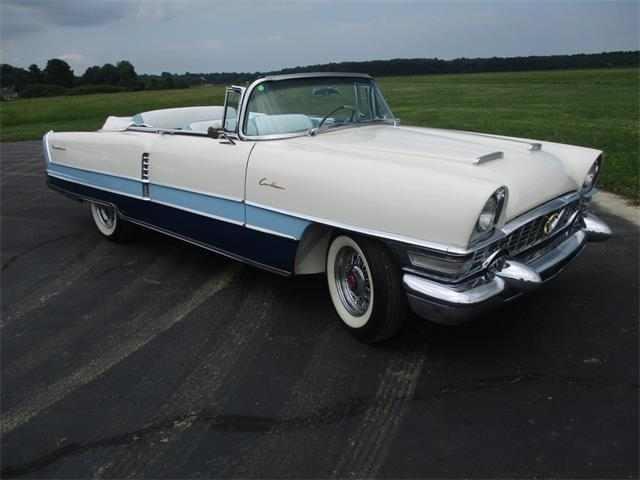 1955 Packard Caribbean (CC-1156977) for sale in Bedford Hts., Ohio