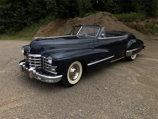 1947 Cadillac Series 62 (CC-1156979) for sale in Bedford, Ohio