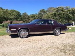 1985 Cadillac Eldorado (CC-1156984) for sale in East Falmouth, Massachusetts