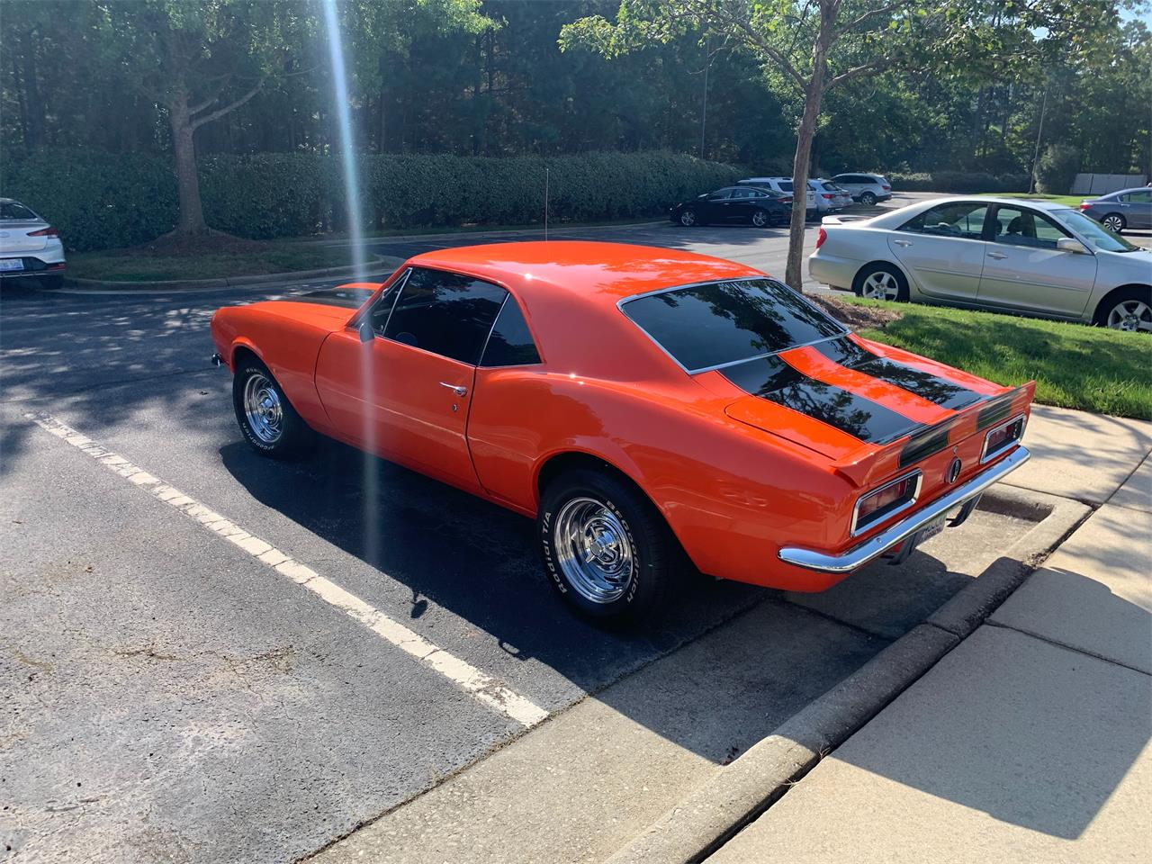 1967 Chevrolet Camaro RS (CC-1156988) for sale in Raleigh, North Carolina