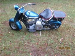 1957 Cushman Motorcycle (CC-1157109) for sale in Cadillac, Michigan