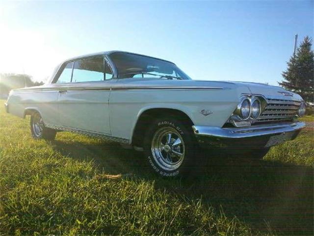 1962 Chevrolet Impala (CC-1157116) for sale in Cadillac, Michigan