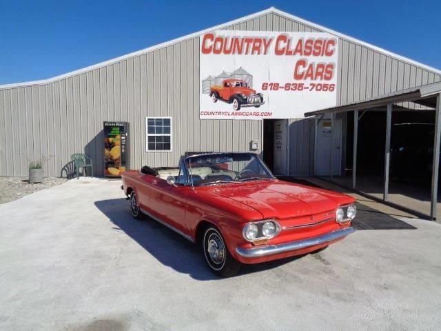 1963 Chevrolet Corvair (CC-1150737) for sale in Staunton, Illinois