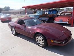 1993 Chevrolet Corvette (CC-1157377) for sale in Skiatook, Oklahoma