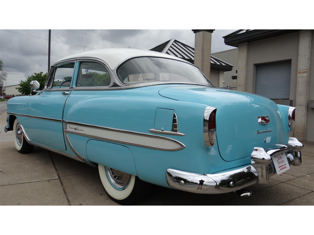 1954 Chevrolet Bel Air (CC-1157393) for sale in Davenport, Iowa