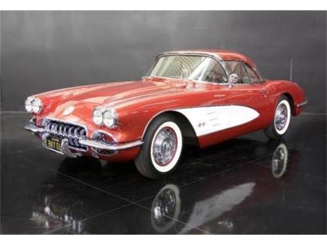 1960 Chevrolet Corvette (CC-1157494) for sale in Cadillac, Michigan