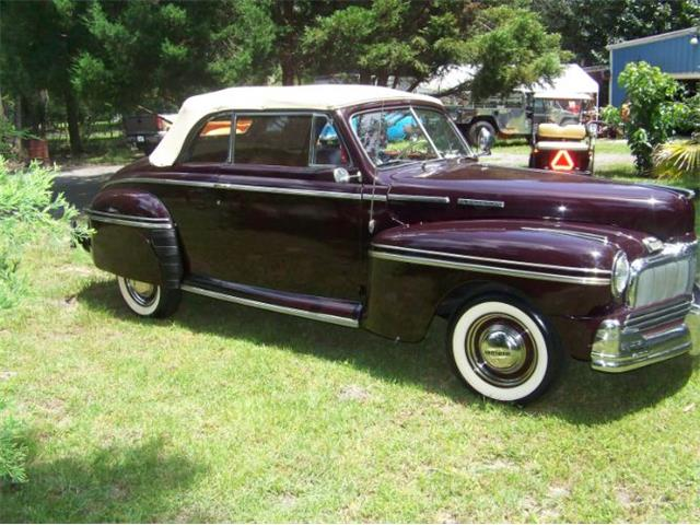 1947 Mercury Convertible (CC-1157511) for sale in Cadillac, Michigan