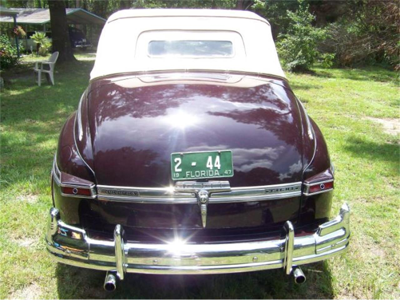 1947 Mercury Convertible (CC-1157511) for sale in Cadillac, Michigan