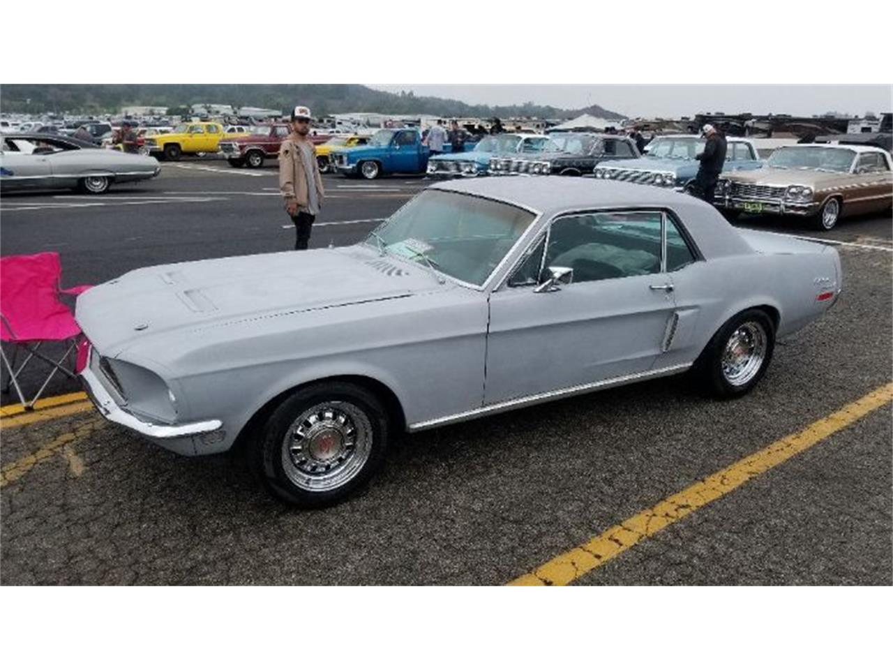 1968 Ford Mustang (CC-1157527) for sale in Cadillac, Michigan