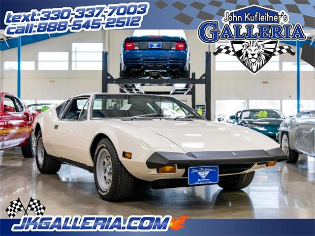 1972 De Tomaso Pantera (CC-1150763) for sale in Salem, Ohio