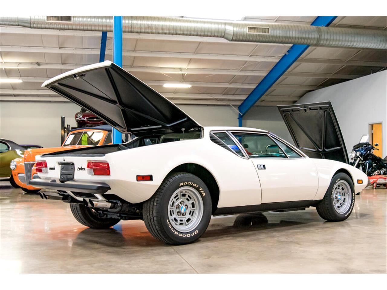 1972 De Tomaso Pantera (CC-1150763) for sale in Salem, Ohio