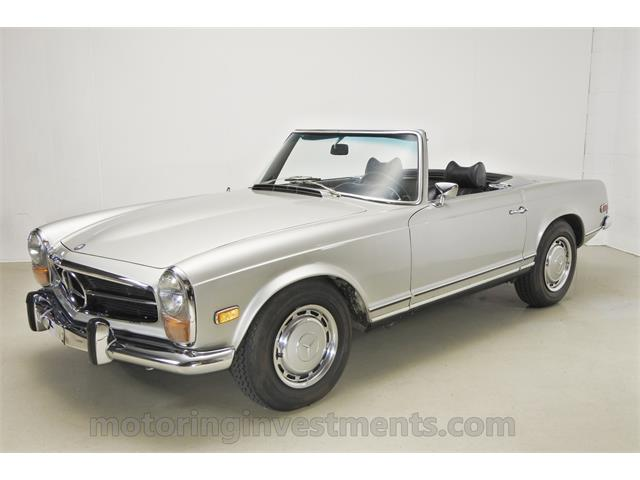 1971 Mercedes-Benz 280SL (CC-1157677) for sale in San Diegoc, California