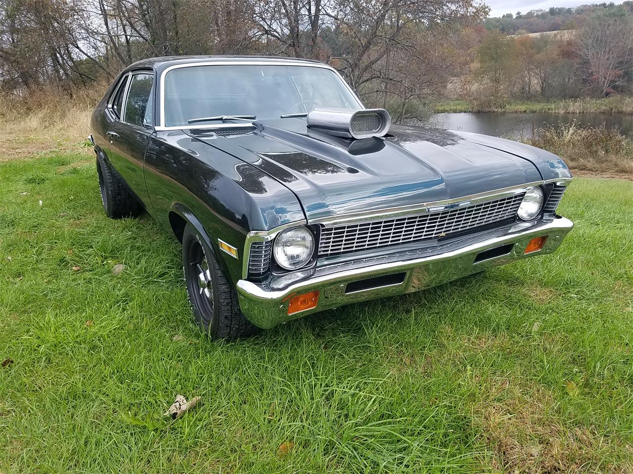 1972 Chevrolet Nova (CC-1157687) for sale in South Woodstock, Connecticut