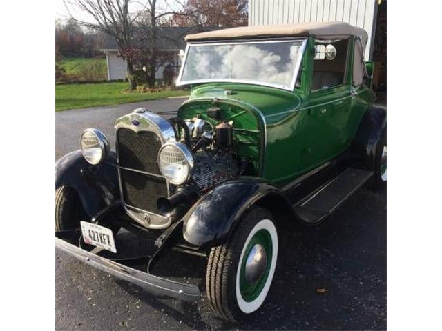 1929 Ford Cabriolet (CC-1157708) for sale in Cadillac, Michigan