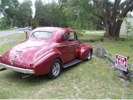 1940 Buick Business Coupe (CC-1157750) for sale in Cadillac, Michigan