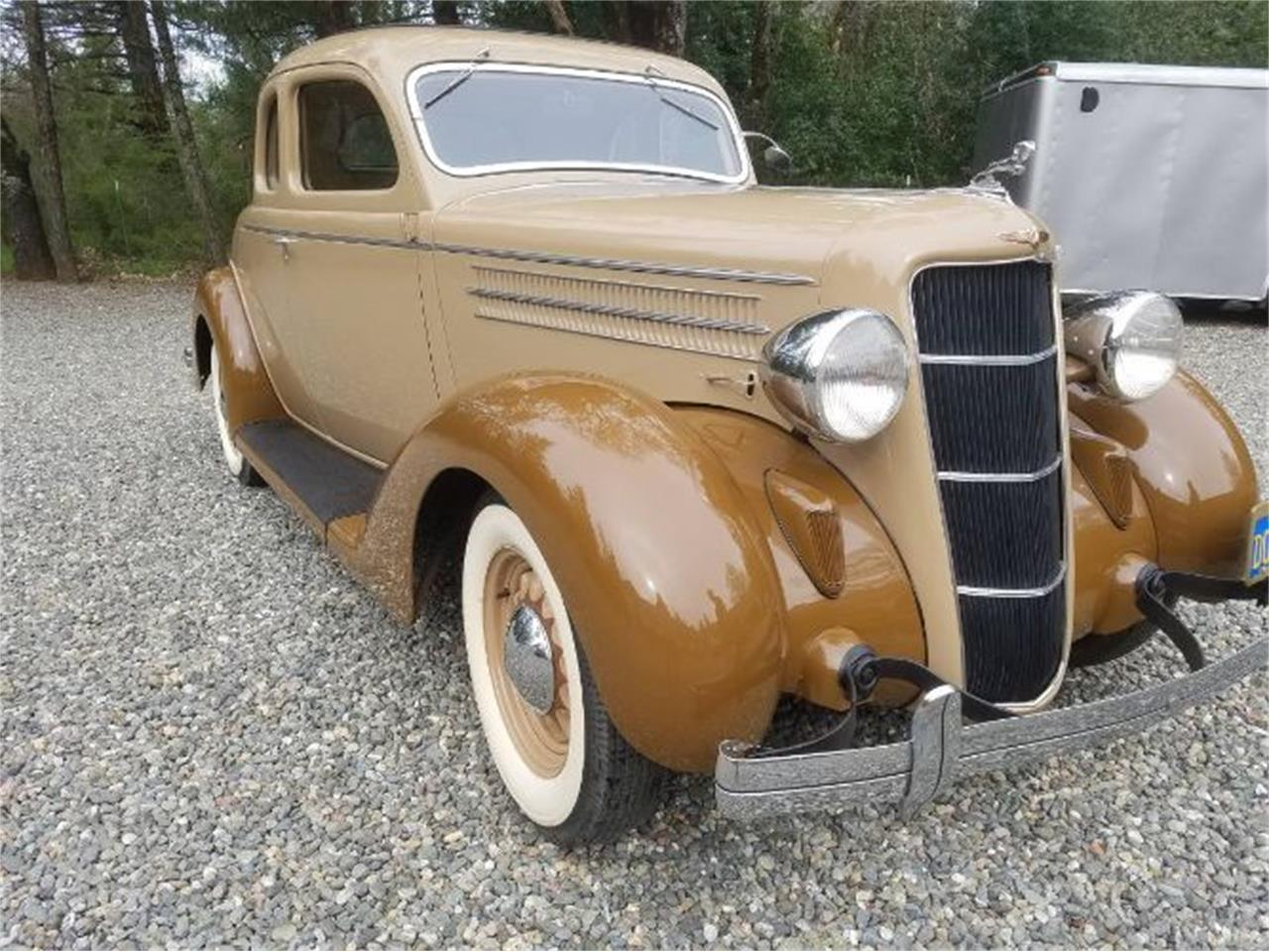 1935 Dodge Coupe (CC-1157758) for sale in Cadillac, Michigan