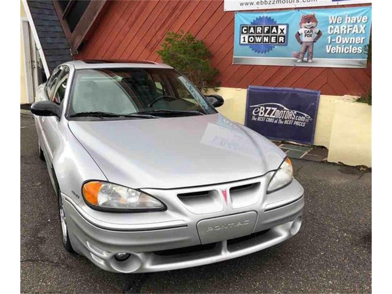 2003 Pontiac Grand Am For Sale Classiccars Com Cc 1157880